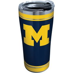 Tervis 20 oz. Stainless Steel University of Michigan Tumbler