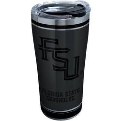 20 oz. Stainless Steel Florida State Blackout Tumbler