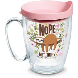16 oz. Sloth Nope Not Sorry Travel Mug