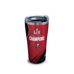 Tervis 20 oz. Stainless Steel Buccaneers Super Bowl