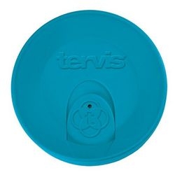 24 oz. Turquoise Travel Lid