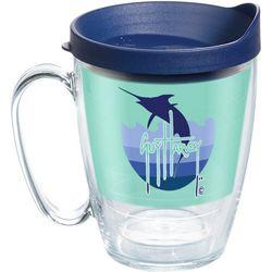 Tervis 16 oz. Guy Harvey Mini & Navy Marlin Mug