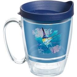 16 oz. Guy Harvey Offshore Haul Marlin Mug