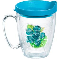 16 oz. Island Hibiscus Patch Mug