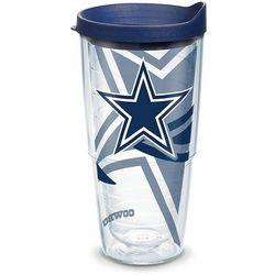 Tervis 24 oz. Dallas Cowboys Tumbler With Lid