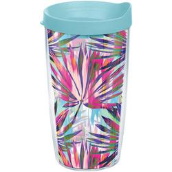 16 oz. Multi Palms Tumbler With Lid