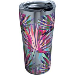 20 oz. Stainless Steel Multi Palms Tumbler