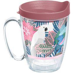 Tervis 16 oz. Tropical Birds Mug
