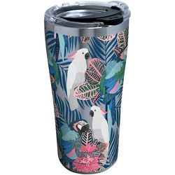 Tervis 20 oz. Stainless Steel Tropical Birds Tumbler