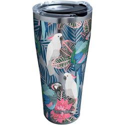 Tervis 30 oz. Stainless Steel Tropical Birds Tumbler