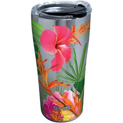 Tervis 20 oz. Stainless Steel Tropical Hibiscus Tumbler
