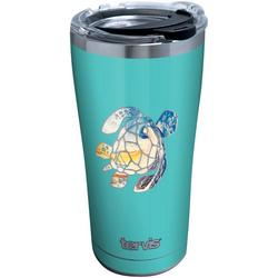 20 oz. Stainless Steel Turtle Sunset Tumbler