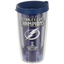 16 oz. Tampa Bay Lightning Stanley Cup Tumbler