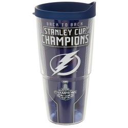 24 oz. Tampa Bay Lightning Stanley Cup Tumbler