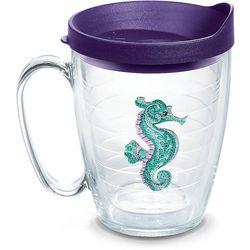 Tervis 16 oz. Seahorse Travel Mug