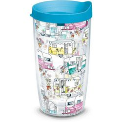 Tervis 16 oz. Coloful Camper Tumbler