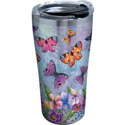 Tervis 20 oz. Stainless Steel Butterfly Garden Tumbler
