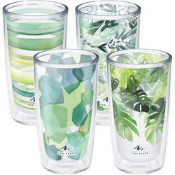 Tervis 4-pc. 16 oz. Yao Cheng Green Collection Tumbler Set
