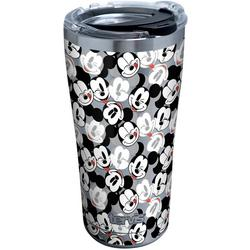 20 oz. Stainless Steel Mickey Expressions Tumbler