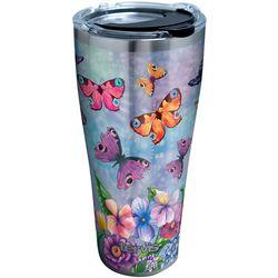 Tervis 30 oz. Stainless Steel Butterfly Garden Tumbler