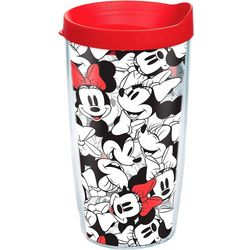 Tervis 16 oz. Disney Minnie Expressions Tumbler With Lid