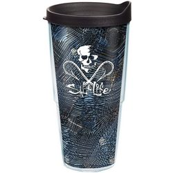 Tervis 24 oz. Salt Life Metal Scales Tumbler With Lid