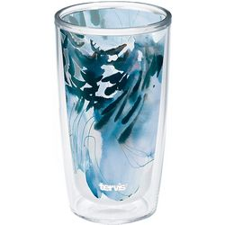 Tervis 16 oz. Kelly Ventura Bloom Slate Tumbler