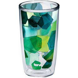 Tervis 16 oz. Yao Cheng Hexagon Green Tumbler