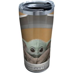20 oz. Stainless Steel The Child Stare Tumbler