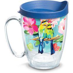 Tervis 16 oz. Bright Bird Travel Mug
