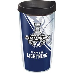 Tervis 16 oz. Tampa Bay Lightning Stanley Cup Travel Tumbler