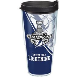 24 oz. Tampa Bay Lightning Stanley Cup Travel Tumbler