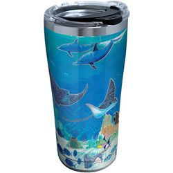 Tervis 20 oz. Stainless Steel Guy Harvey Ocean Scene Tumbler