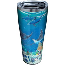 Tervis 30 oz. Stainless Steel Guy Harvey Ocean Scene Tumbler