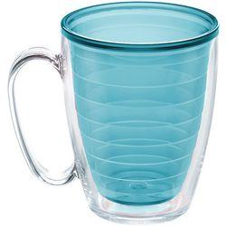 Tervis 16 oz. Pure Blue Mug