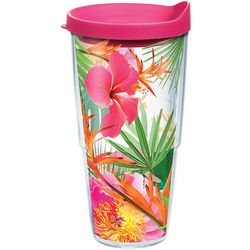 Tervis 24 oz. Tropical Hibiscus Tumbler With Lid