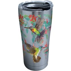 20 oz. Stainless Steel Hummingbird Tumbler