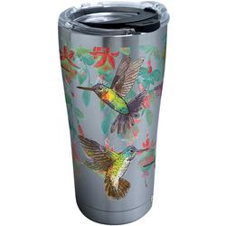20 oz. Stainless Steel Hummingbird Tumbler