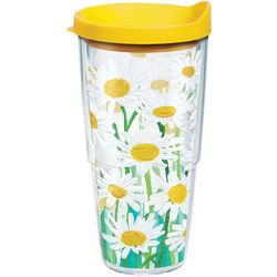 Tervis 24 oz. Painted Daisies Tumbler With Lid