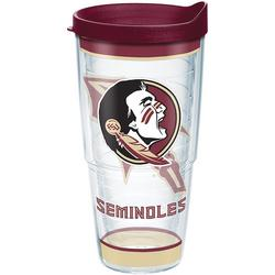 24 oz. Florida State Traditions Tumbler With Lid