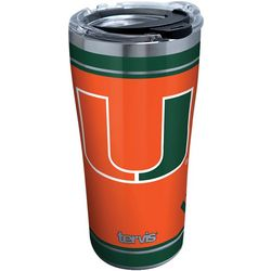 Tervis 20 oz. Stainless Steel Miami Hurricanes Tumbler