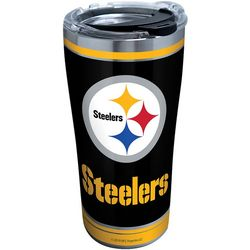20 oz. Stainless Steel NFL Steelers Touchdown Tumbler