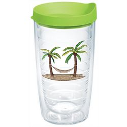 Tervis 16 oz. Palm & Hammock Tumbler With Lid