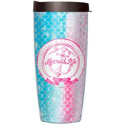 COVO 16 oz. Mermaid Life Travel Tumbler