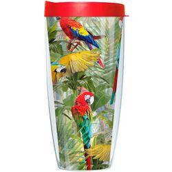 COVO 22 oz. Parrots Travel Tumbler