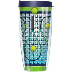 COVO 22 oz. Tennis Raquets Travel Tumbler
