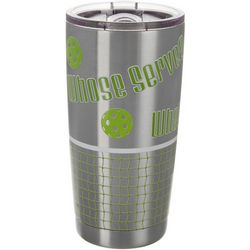 Dink Up 20 oz. Stainless Steel Whose Serve? Tumbler
