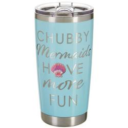 20 oz. Stainless Steel More Fun Tumbler