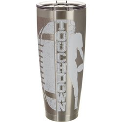 30 oz. Stainless Steel Touchdown Travel Tum