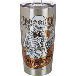 Brighten the Season 20 oz. Stainless Steel Poison Tumbler